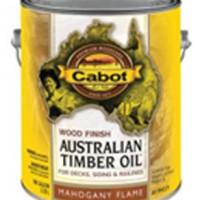 Тиковое масло - Cabot